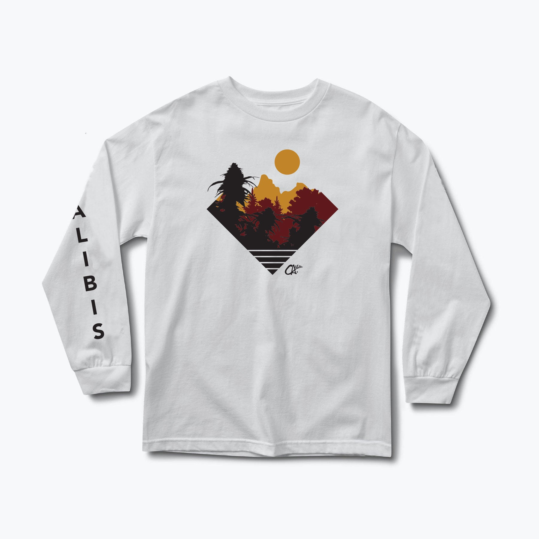 Kolas Long-sleeve Tee by Calibis Clothing