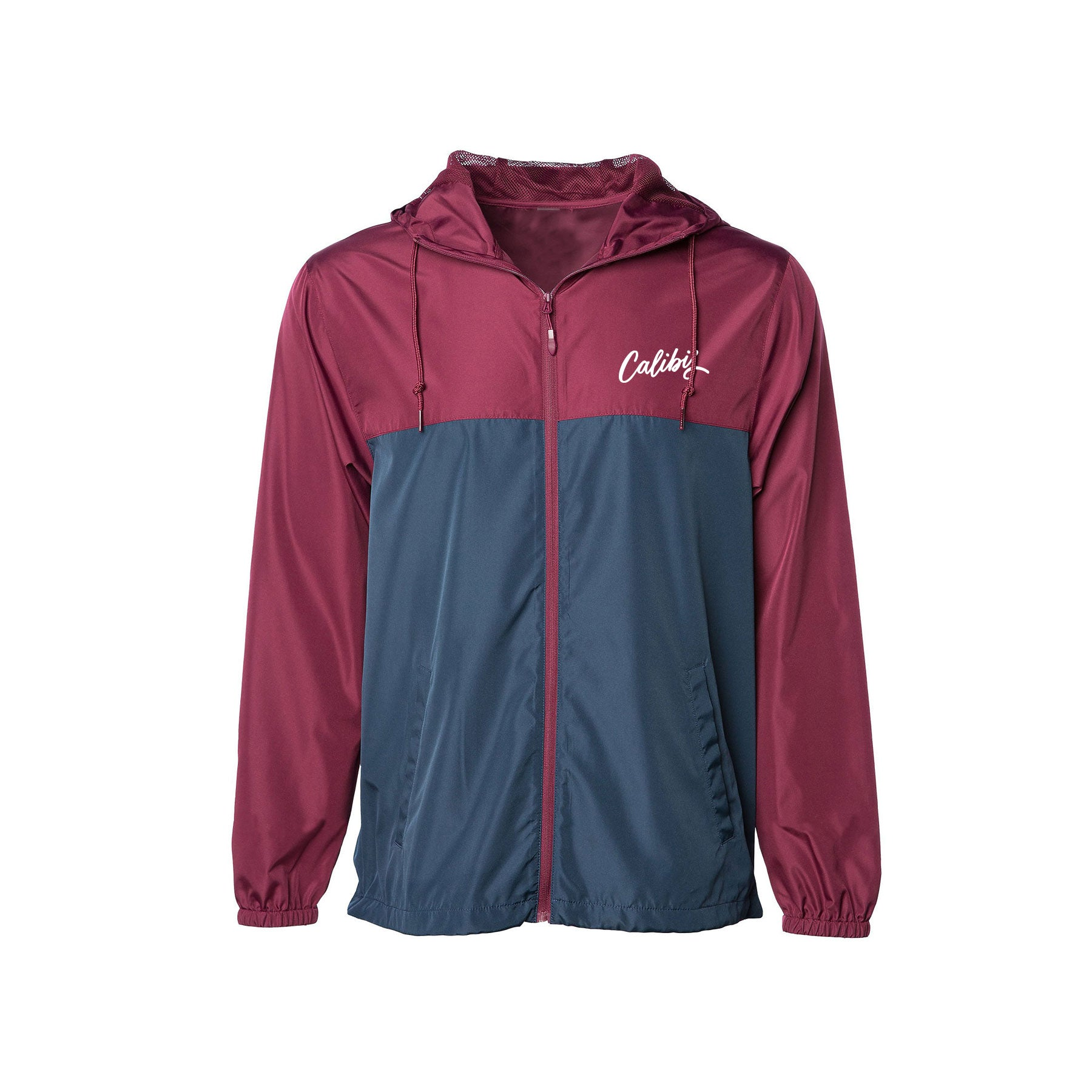 Scribble Windbreaker by Calibis Clothing