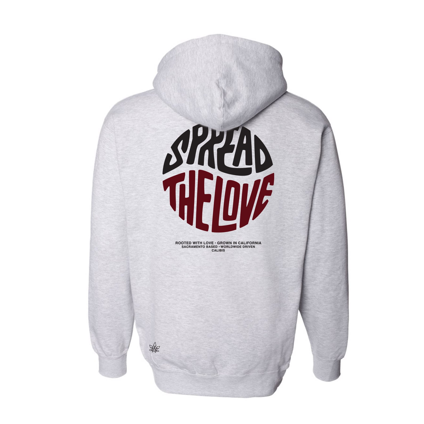 Spread The Love Hoodie by Calibis