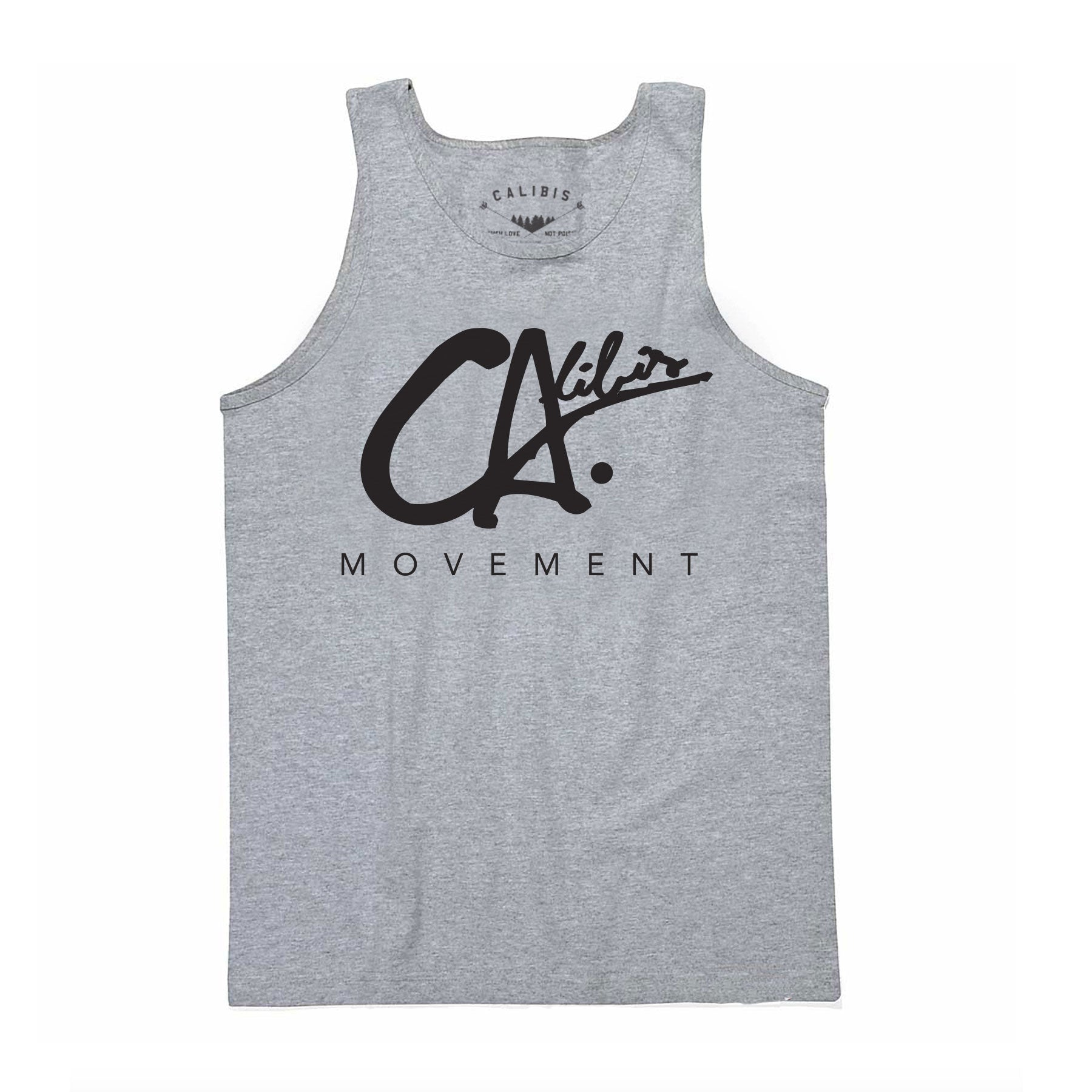 Logo Tank by Calibis Clothing