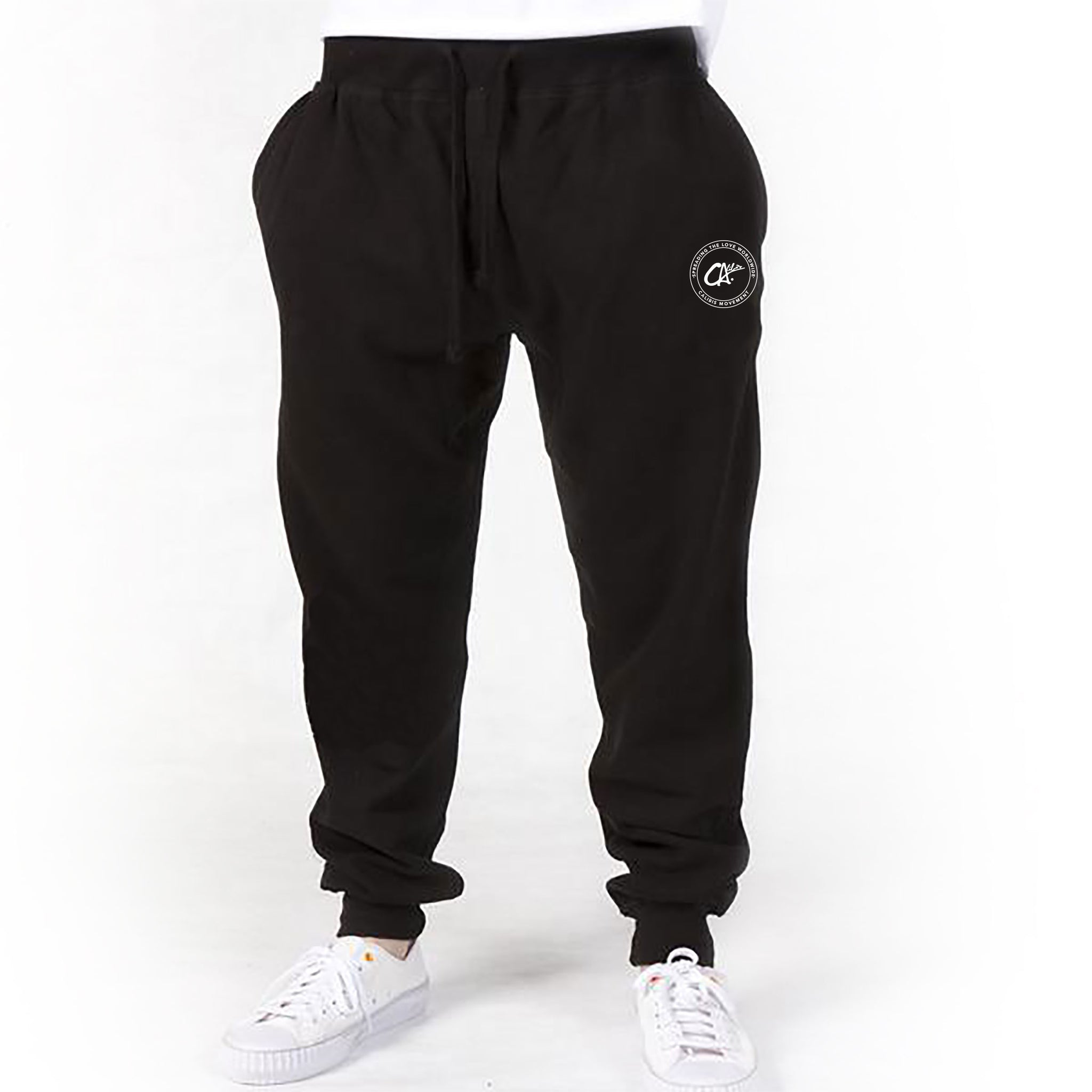 Worldwide Joggers by Calibis Clothing