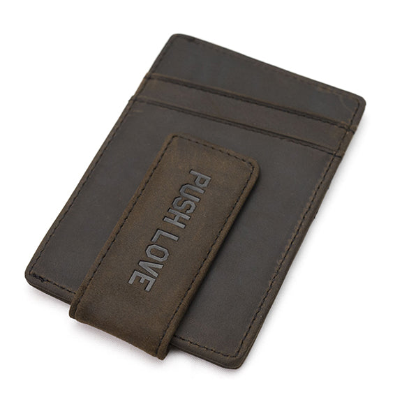 Calibis Leather Wallet by Calibis Clothing