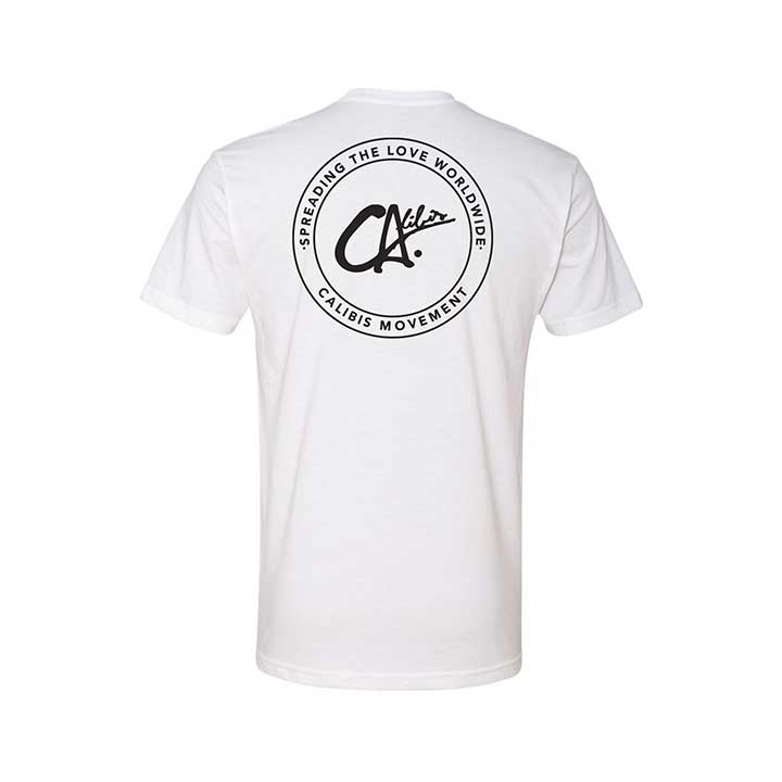 Worldwide Premium Tee by Calibis Clothing