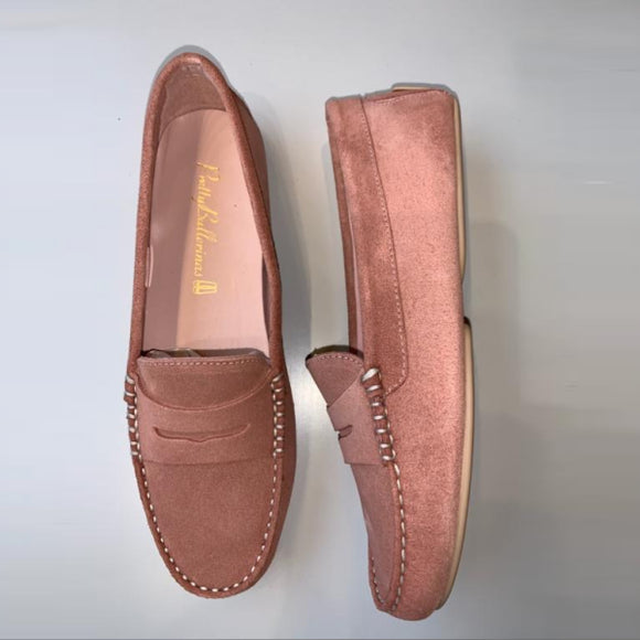Pretty Ballerinas Josephine rosa loafer