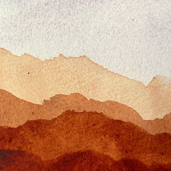 Desert Collection - Desert Evening closeup