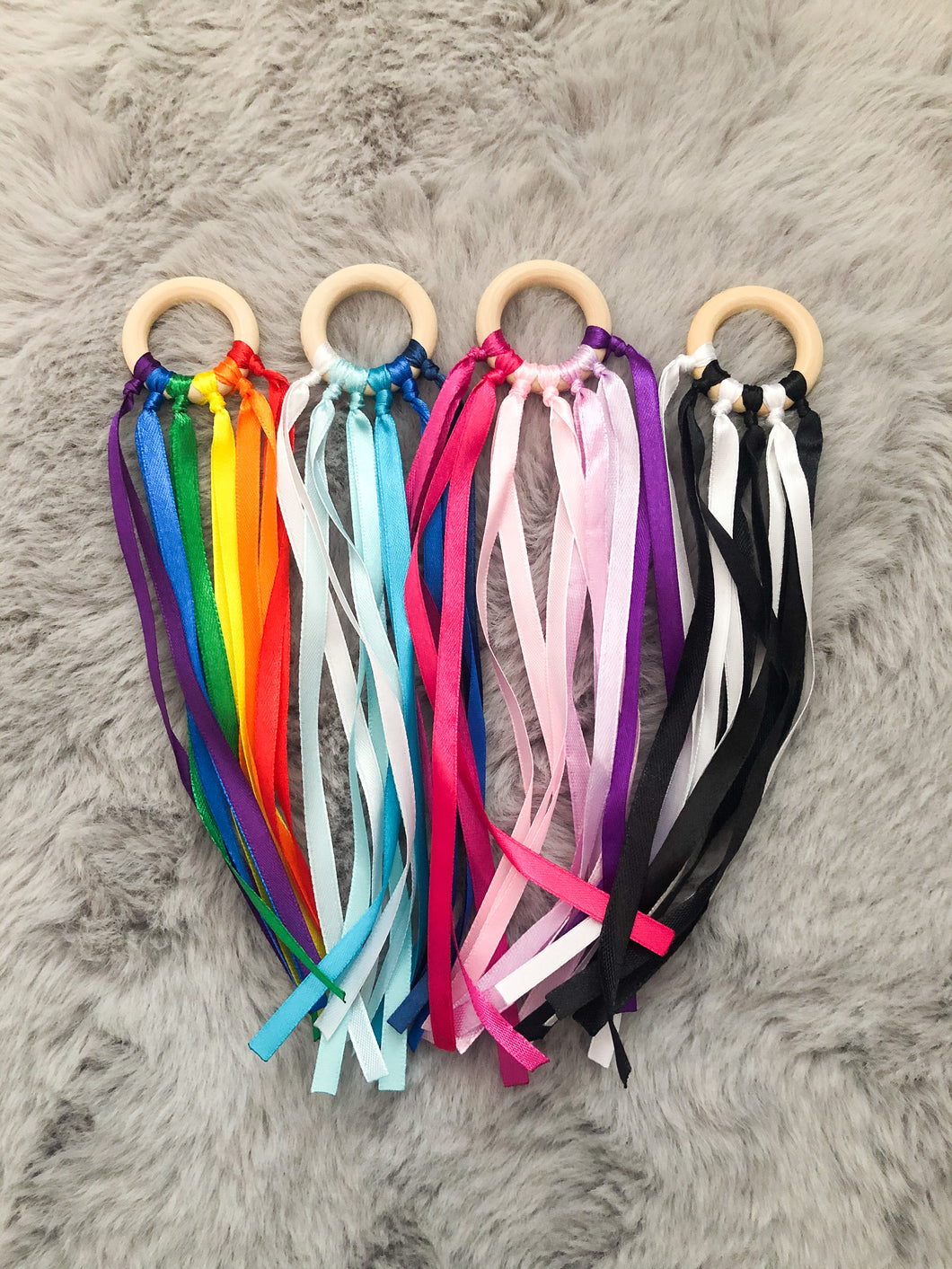 Mini Sensory Ribbon Set