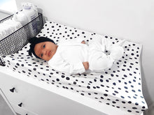 Load image into Gallery viewer, Dalmatian Anti Roll Changing Mats