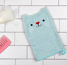 Load image into Gallery viewer, Cookie The Cat Bath Mitt