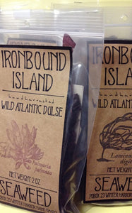 Wild Atlantic Dulse (1/4 LB)