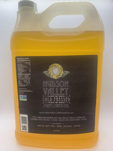 Hudson Valley Sunflower Seed Oil