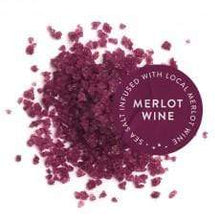 Load image into Gallery viewer, Merlot Wine Finishing Salt
