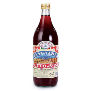 Mengazolli Classic Red Wine Vinegar (1L)