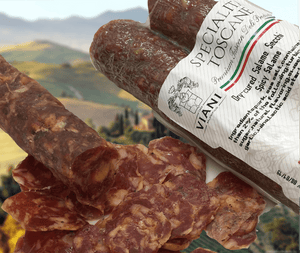 Terra di Siena Spicy Salumi (West Coast Delivery Only)