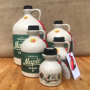 Couching Lion Maple Syrup (Plastic Jug)