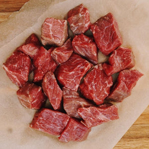 Cubed Beef (10 lbs) (Northeast Delivery Only)
