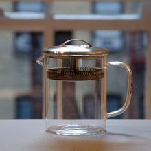 Load image into Gallery viewer, Glass Infuser Teapot
