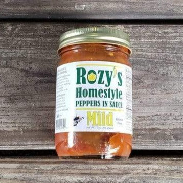 Rozy's Peppers (12 oz)
