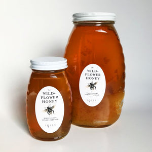 Lukan's Pure Wildflower Honey