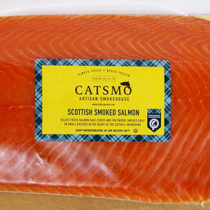 Smoked Loch Kairn Scottish Smoked Salmon