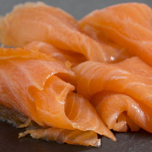 Load image into Gallery viewer, Catsmo Gold Label Smoked Salmon
