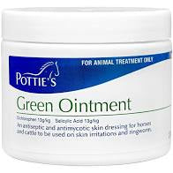 Potties Green Ointment