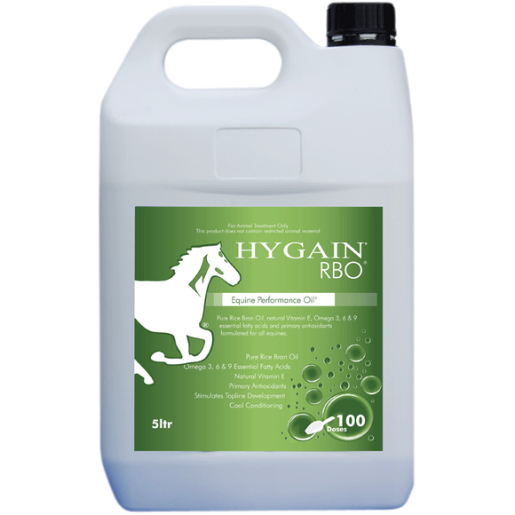 Hygain RBO Rice Bran Oil 5L