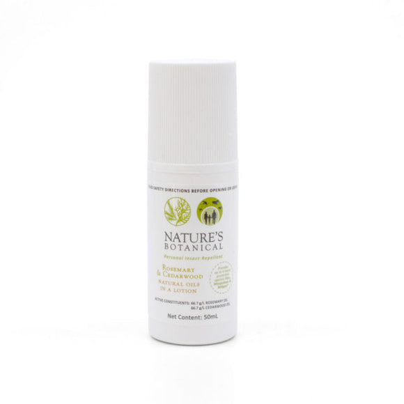 Nature's Botanical Roll On 50ml