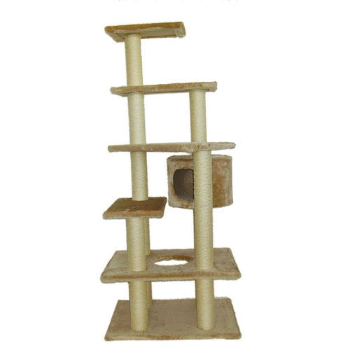 Multi Level Cat Scratcher