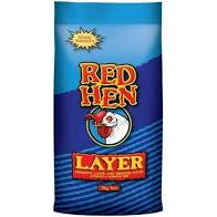Red Hen Layer (Blue)