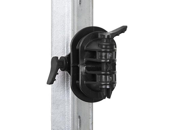 Insulator Pinlock Y Post Black Bulk 150