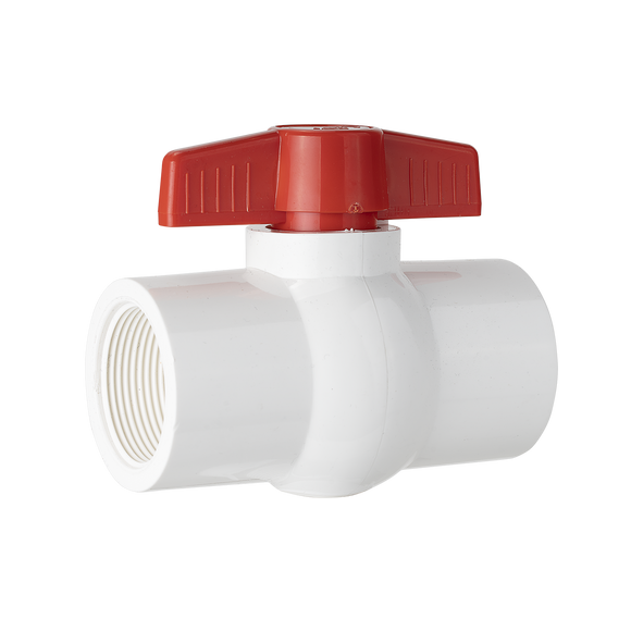 PVC Ball Valve Threaded