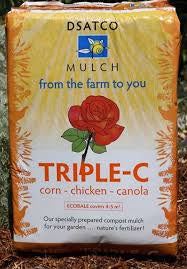 Triple C Mulch Eco Bale