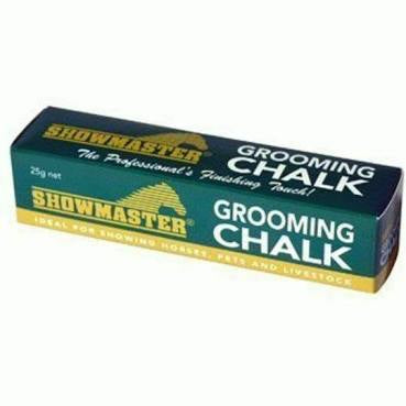 Chalk Black Grooming