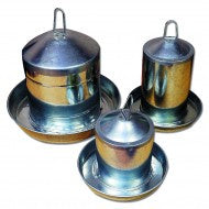 Water Poultry Stainless Steel 9lt