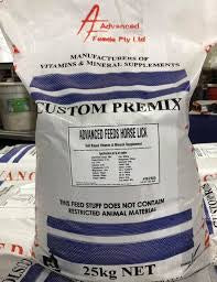 Advanced Feeds Horse Lick 25kg