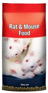 Rat & Mouse Food 20kg