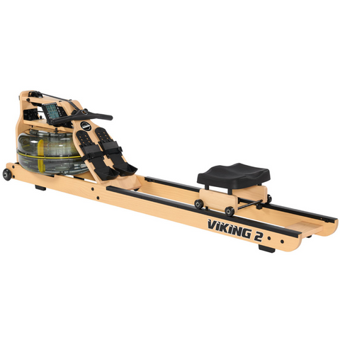 First Degree Fitness Viking 2 AR Plus Select Rower (Bleach Blond Rails) - Givhony