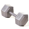 Champion Barbell 40lb Solid Hex Dumbbells - Givhony