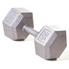Champion Barbell 55lb Solid Hex Dumbbells - Givhony
