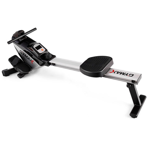 Image of Gymax Folding Magnetic Rower Exercise Cardio Adjustable Resistance - Givhony