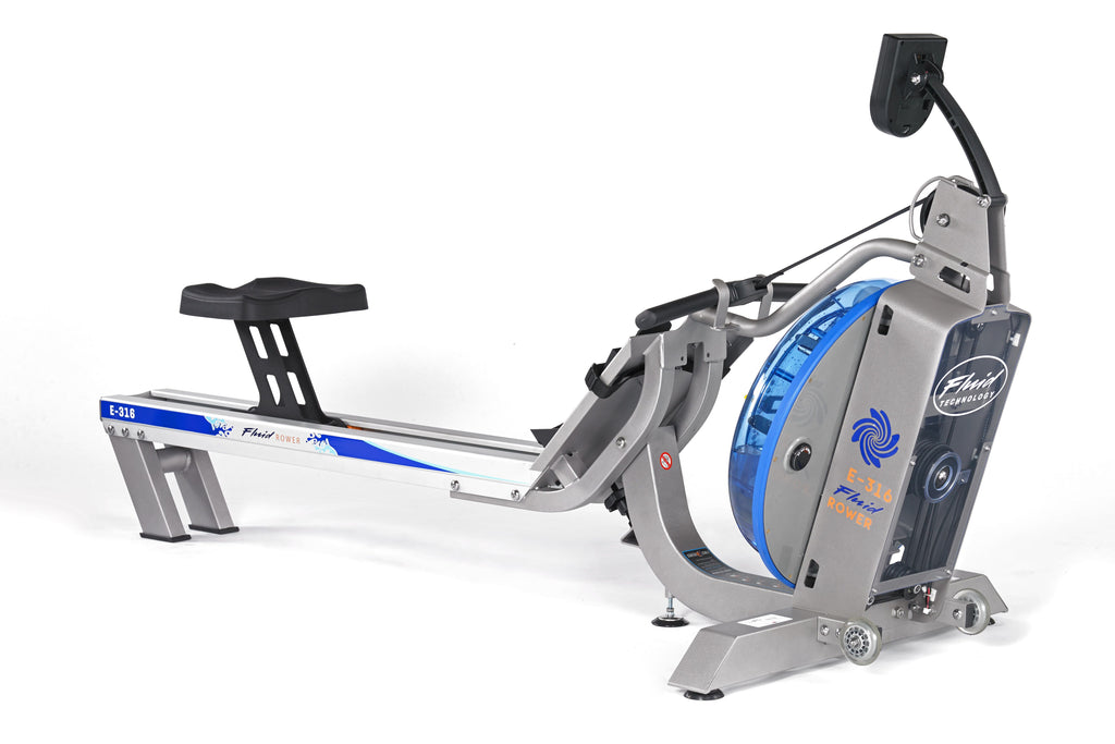 First Degree Fitness Fluid Rower - E316 - Givhony