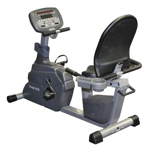 Fitnex R70 Light Commercial Recumbent Bike - Givhony