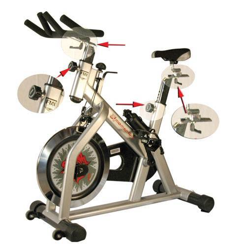 Momentum Exercise Bike - Givhony