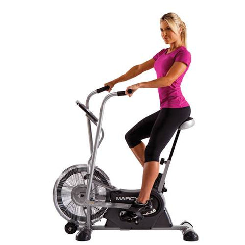 Marcy AIR-1 Fan Exercise Bike - Givhony