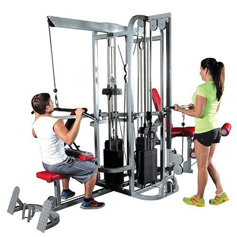 Champion Barbell 4-Way Multi-Station - Givhony