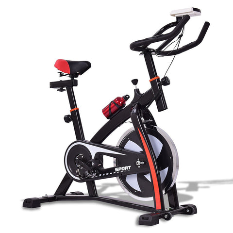 Image of Sport Adjustable Indoor Exercise Cycling Bike Trainer - Givhony
