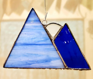 Blue Mountain Ornament: Kiki Renander