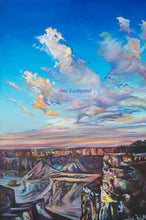 "Load image into Gallery viewer, ""Cape Royal Looking South, North Rim of the Grand Canyon"" 2009 Ani Eastwood"