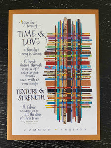 """Common Threads"" Ann Franke"