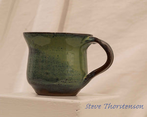 Coffee Mug, Green, Steve Thorstenson